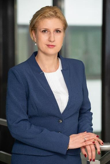 Zdjęcie: Prezes KRUS – Aleksandra Hadzik, KRUS
