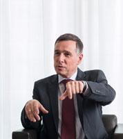 Zdjęcie: Prof. dr Joachim Breuer - Prezydent ISSA